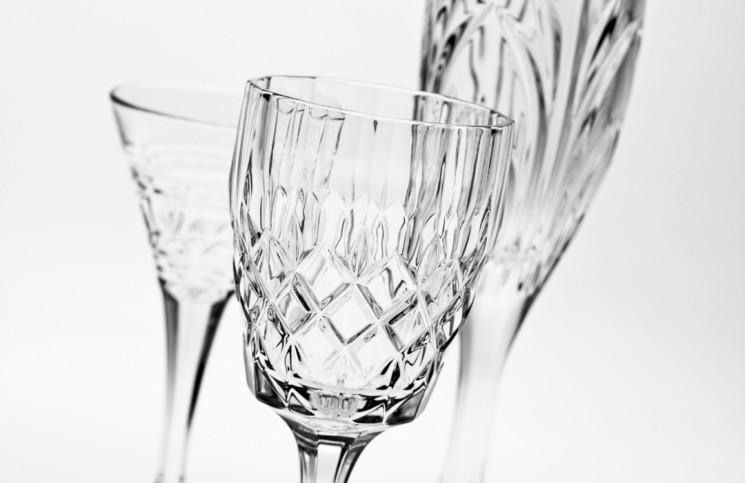 pahare cristal bohemia