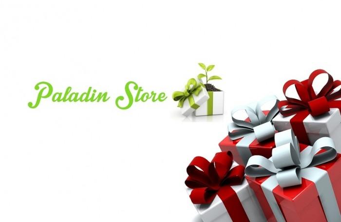 Cadouri de la Paladin Store