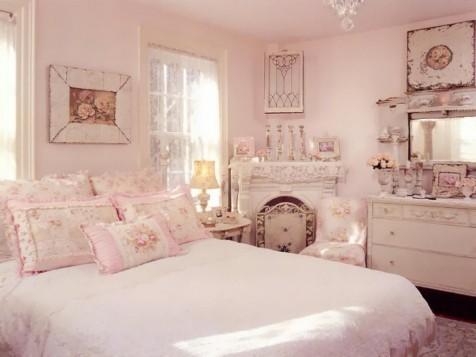 Design SHABBY CHIC Dormitor 3
