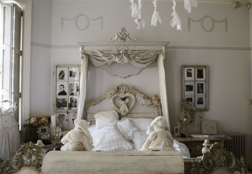 Design SHABBY CHIC Dormitor 4