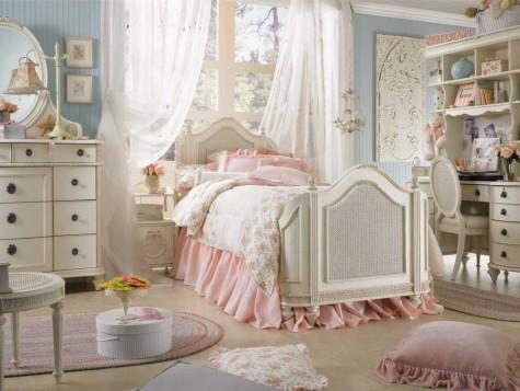 Design SHABBY CHIC Dormitor
