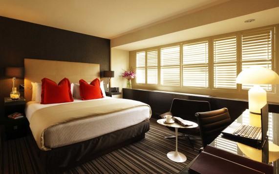 Design minimalist Dormitor 2