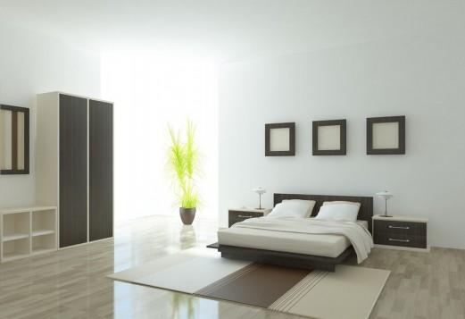 Design minimalist Dormitor