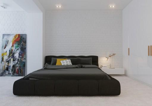 Design minimalist Dormitor 6