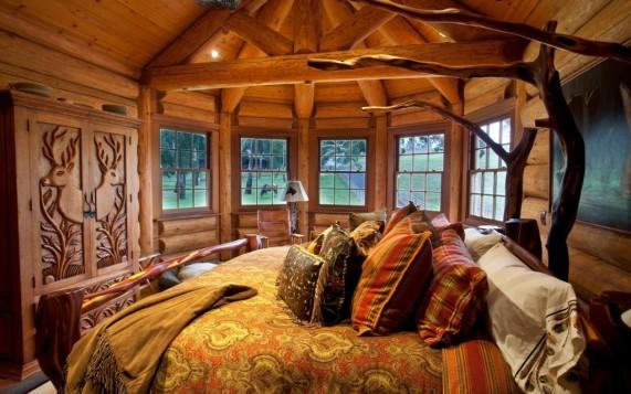 Design rustic Dormitor 2