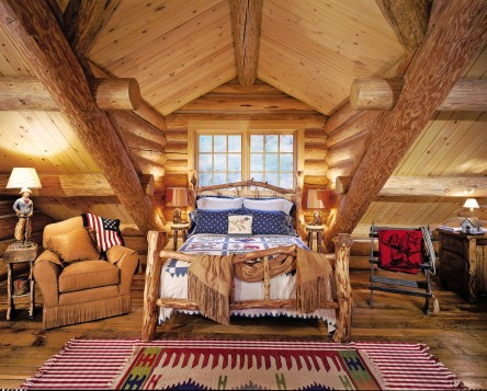 Design rustic Dormitor 3