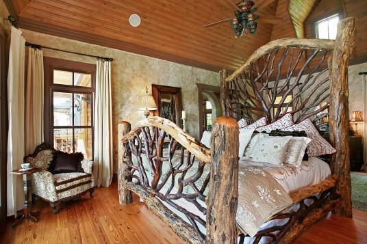 Design rustic Dormitor 4