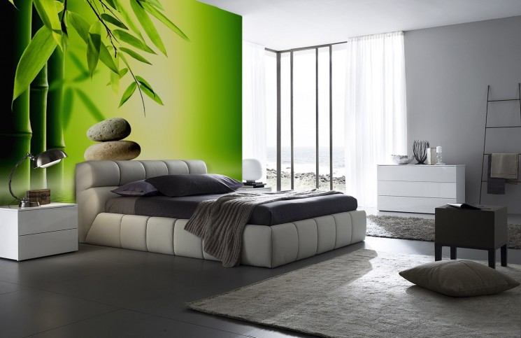 Model Dormitor Zen 1