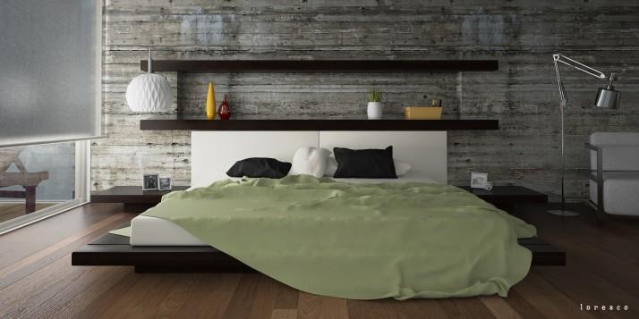 Model Dormitor ZEN 4-2000x1000
