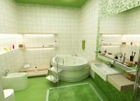 Modernismul si utilitatea la covoare baie