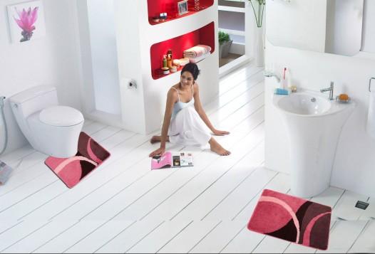 Modernismul si utilitatea la covoare baie 4