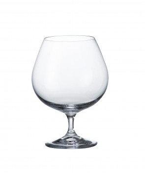 Pahare Cristal Bohemia coniac - GASTRO